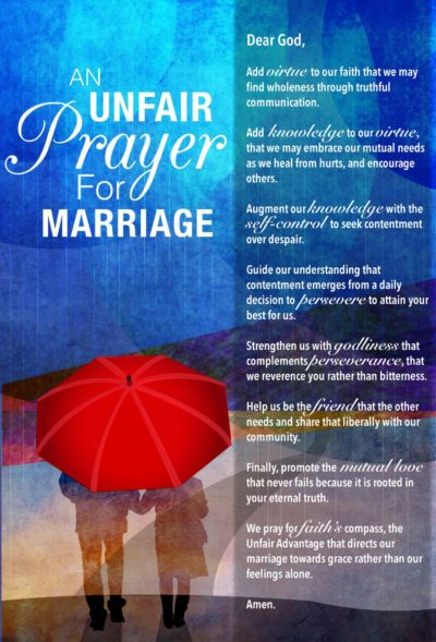 an_unfair_prayer_for_marriage_poster