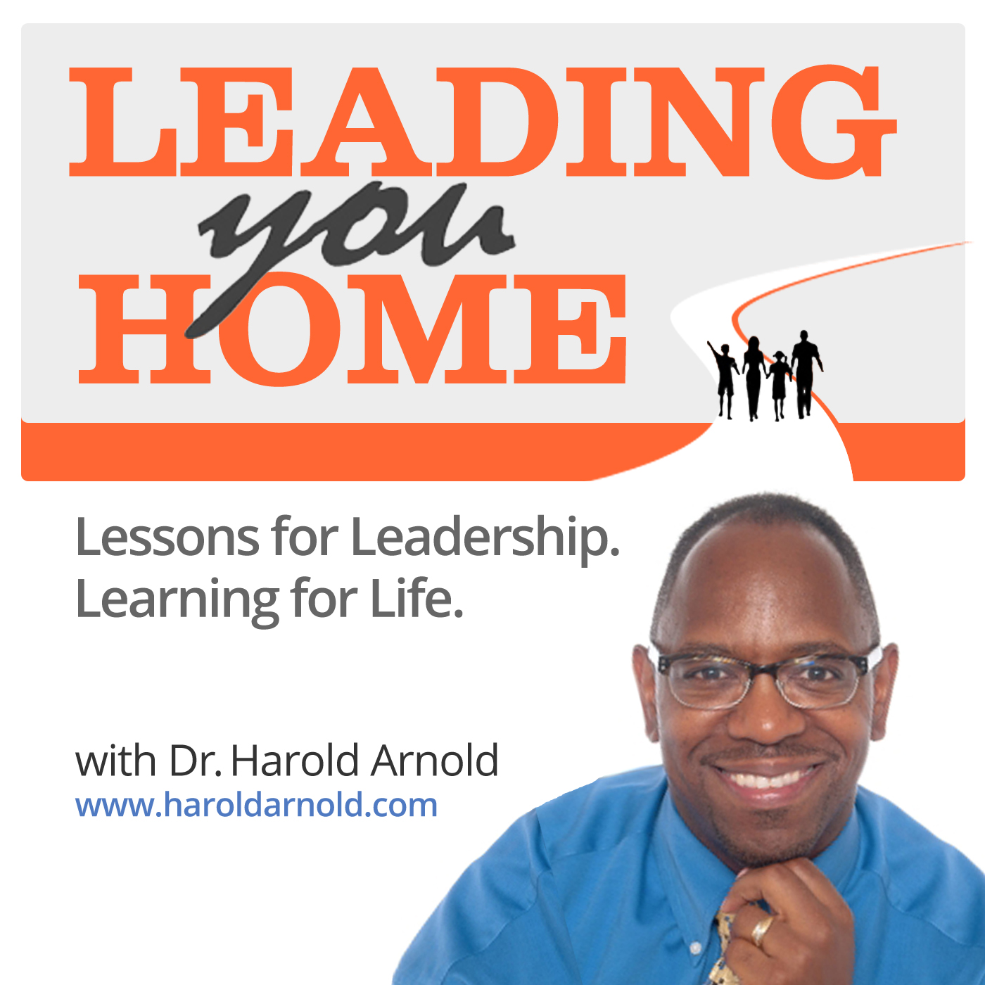 The Leading You Home Podcast