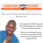 LYH125: 10 Things You Must Say to Save Your Spouse's Life